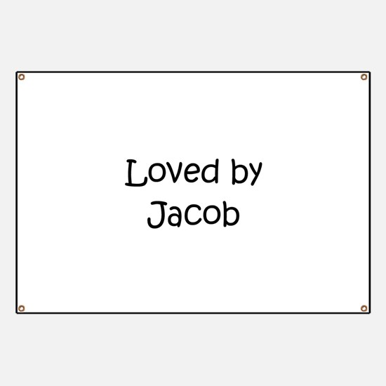 Cute Jacob Banner