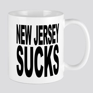 New Jersey Sucks Mug