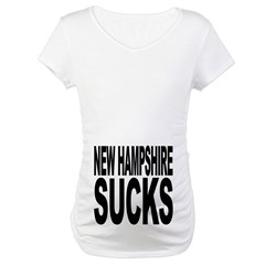 New Hampshire Sucks Shirt
