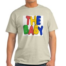 The Baby Ash Grey T-Shirt