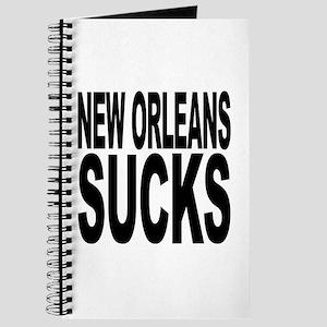 New Orleans Sucks Journal