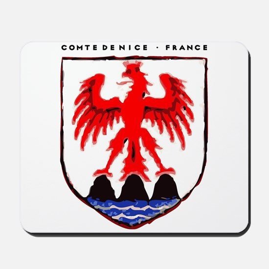 NICE FRANCE - SHIELD Mousepad