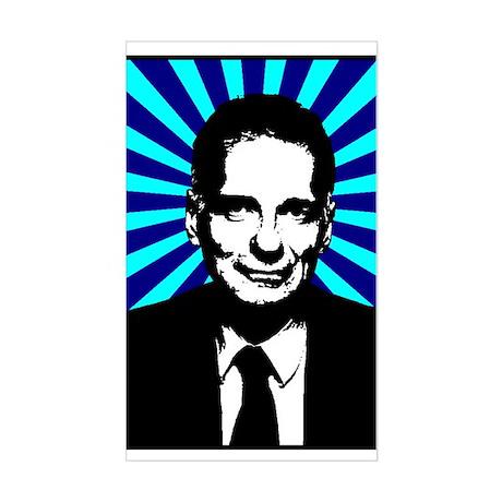 Ralph Nader Rectangle Sticker
