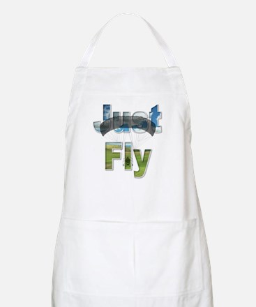 Just Fly Powered Parachute BBQ Apron
