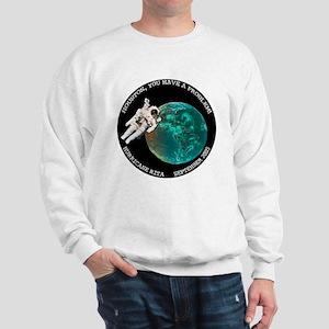 Houston Problem Hurricane Rita Sweatshirt