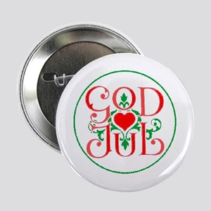 "God Jul 2.25"" Button"