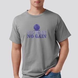 No Pain No Gain Vball Mens Comfort Colors® Shirt