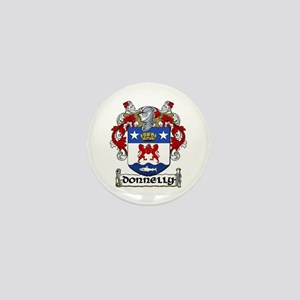 Donnelly Coat of Arms Mini Button (10 pack)
