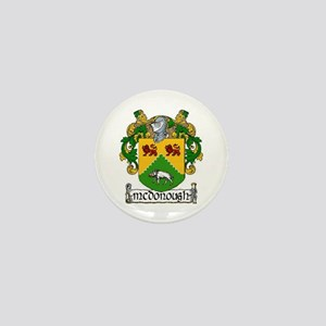McDonough Coat of Arms Mini Button (10 pack)