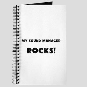 MY Sound Manager ROCKS! Journal