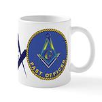 Masonic Past Officer Mug