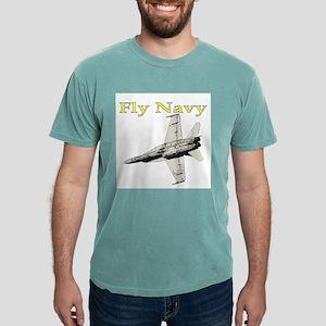 Fly Navy Horne T-Shirt