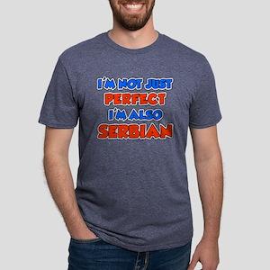 Not Just Perfect - Serbian T-Shirt