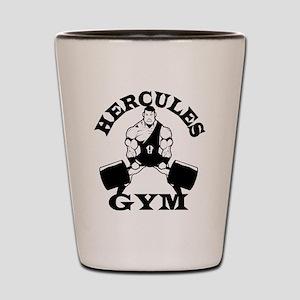 Hercules Gym Shot Glass