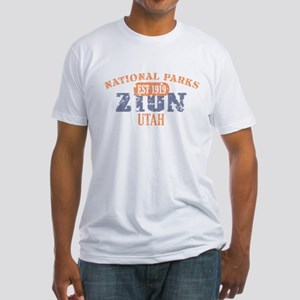 Zion National Park Utah T-Shirt