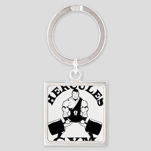 Hercules Gym Keychains
