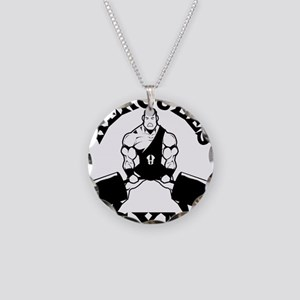 Hercules Gym Necklace