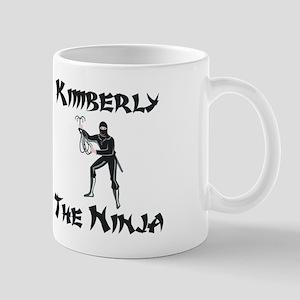 Kimberly - The Ninja Mug