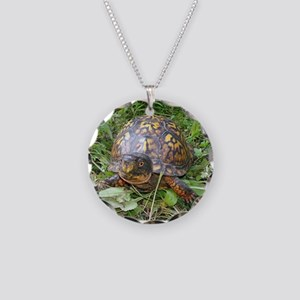 Adult Eastern Box Turtle Necklace