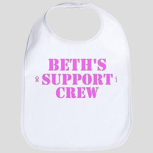 Beth Support Crew Bib