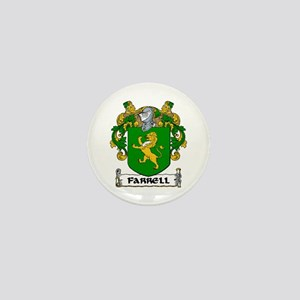 Farrell Coat of Arms Mini Button (10 pack)