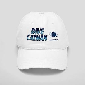 Dive Cayman (blue) Cap #1
