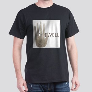 Hopewell Mound Mica Hand Ash Grey T-Shirt