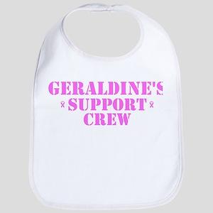 Geraldine Support Crew Bib
