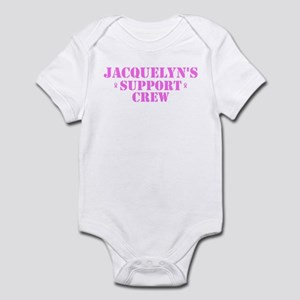 Jacquelyn Support Crew Infant Bodysuit