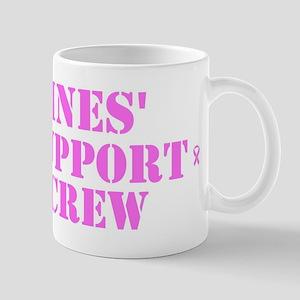 Ines Support Crew Mug