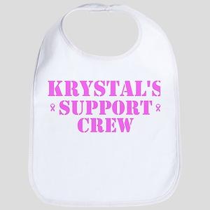 Krystal Support Crew Bib