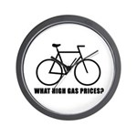 'What high gas prices?' (cycling) Wall Clock