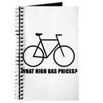 'What high gas prices?' (cycling) Journal