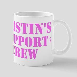 Kristin Support Crew Mug