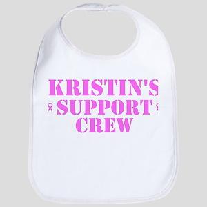Kristin Support Crew Bib