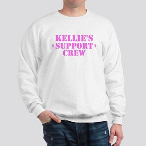 Kellie Support Crew Sweatshirt