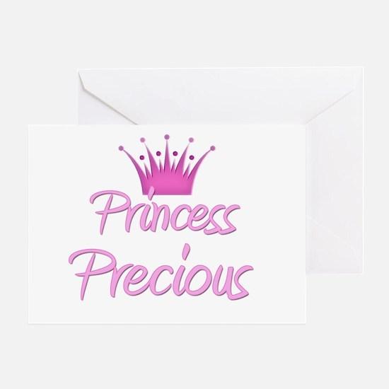 Princess Precious Greeting Card