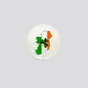 United Ireland Mini Buttons (10 pack)