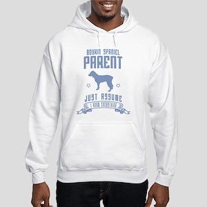Boykin Spaniel Hooded Sweatshirt