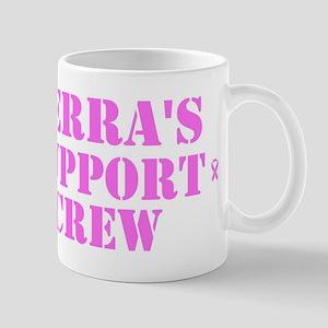 Terrs Support Crew Mug
