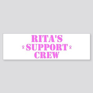 Rits Support Crew Bumper Sticker