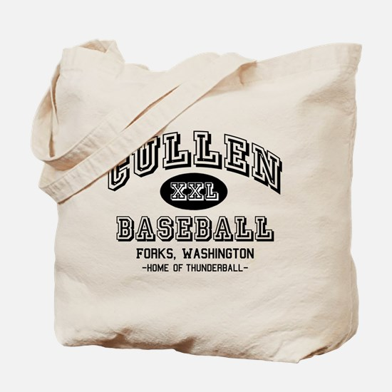 Cullen Baseball Tote Bag