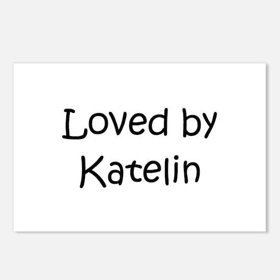 Unique Katelin Postcards (Package of 8)