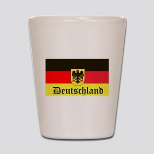 Deutschland Shot Glass