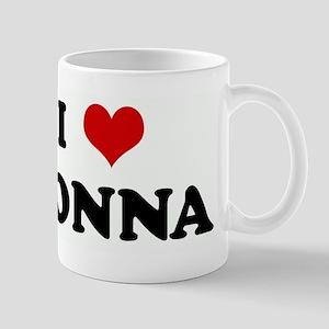 I Love NONNA Mug
