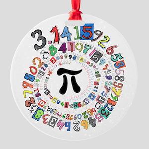 Math Ornaments - CafePress