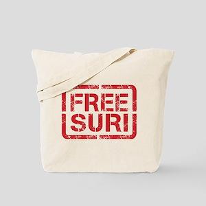 'Free Suri' Tote Bag