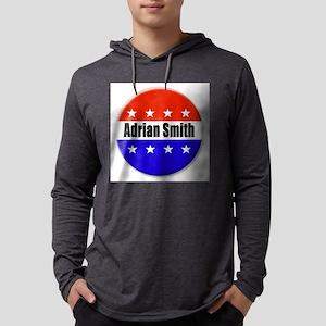 Adrian Smith Long Sleeve T-Shirt