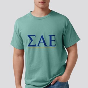 Sigma Alpha Epsilon Let Mens Comfort Colors® Shirt