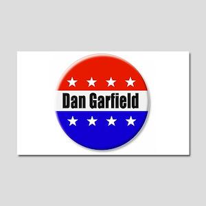 Dan Garfield Car Magnet 20 x 12